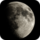 Lune au rc250 + zwo071,                                Frédéric Tapissier