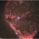 NGC6888,                                federico lavarino