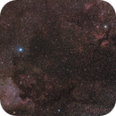 North America and Butterfly Nebulae Widefield - From Deneb to Sadr,                                Gabriel R. Santos (grsotnas)