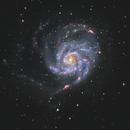 M101: Pinwheel Galaxy,                                Chris Sullivan