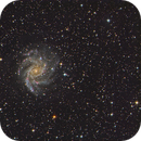 NGC 6946 (Fireworks Galaxy),                                Dan Wilson