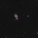 Galaxie du tourbillon,                                raga79co