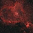 Heart Nebula, IC 1805,                                Chief