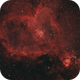 Heart Nebula, IC 1805,                                Chief