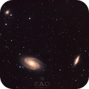 Bode (m81) & Cigar (m82) galaxies LHARGB,                                Meshal Almutairi