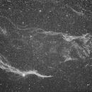 NGC 6960 - Veil Nebula - OIII,                                Riccardo A. Balle...