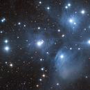 M45 - The Pleiades,                                Jeff Signorelli