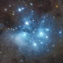 The Pleiades,                                Jim Lindelien