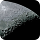Mare Nectaris region and more. Theophilus, Cyrillus, Catharina, Fracastorius craters, etc,                                Donnie B.