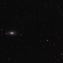 M63 Galaxie du Tournesol,                                Axel Debieu-Potel