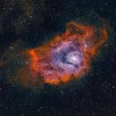 M8 - Lagoon Nebula,                                Sara McAllister