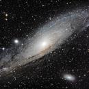 M31- The Andromeda Galaxy,                                Shaun Slade