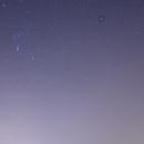 scenario da Solarolo - Cometa Lovejoy 2014 Q2,                                Roberto Baldini