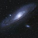 M31 Andromeda Galaxy,                                Eric Horton