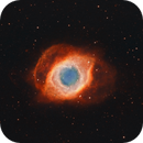 NGC 7293: A Relatively Deep View With Some Old Frames in The Mix,                                Fernando