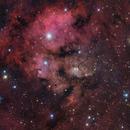 NGC7822,                                Peter Shah