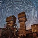 Star Trail @Mertola, Portugal,                                Ruben Barbosa