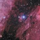 Pelikan nebula,                                Hans-Friedrich Troegeler