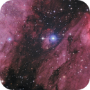 Pelikan nebula,                                Hans-Friedrich Tr...