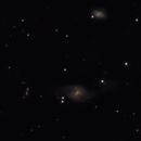 NGC 3718,                                Mark Spruce