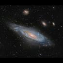 NGC 7331 Deer Lick Group,                                Göran Nilsson