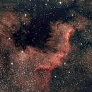 Cygnus Wall (Color),                                JayS_CT