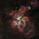 NGC 3372, The Carina Nebula (WIP),                                Ruben Barbosa