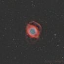 Helix Nebula HOO Palette (Cropped),                                Diego Cartes