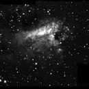 Messier 17,                                Kevin Galka