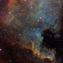 NGC7000 Hubble Palette,                                ksipp01