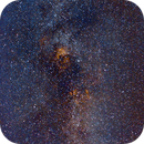 Milky way - North America,                                Johan Bakker