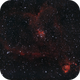 IC1805 Nebulosa Corazón 2020,                                jocumi