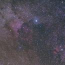 Cygnus widefield,                                Christian van den Berge