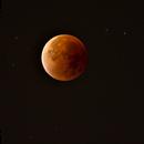 Total lunar eclipse // 480mm fl,                                Olli67