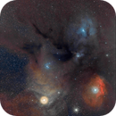Antares Nebula Complex,                                Peter Myers