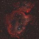 Soul Nebula with Askar FRA400,                                Dan Kordella