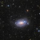 M63 Sunflower Galaxy,                                Juan Lozano