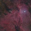 NGC 6188 (LRGB),                                Miles Zhou