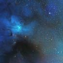IC4603 Rho Ophiuchi Complex,                                Jerry Macon