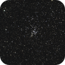 M93 - Open Cluster in Puppis,                                Gary Sizer