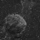 IC443 The Jelly Fish Nebula,                                mads0100