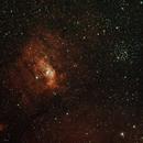 NGC 7635 The Bubble Nebula,                                Matt Dugas