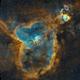 The Heart Nebula,                                Gabe Shaughnessy