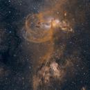 NGC3576 SHO,                                andrea tasselli