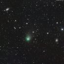 Comet C/2019 U6 Lemmon,                                José J. Chambó