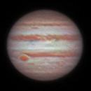 Jupiter 12 hours from opposition,                                Samara