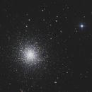 M13 - Hercules Globular Cluster,                                Jonathan W MacCollum