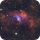 Bubble Nebula; Caldwell 11,                                JohnAdastra