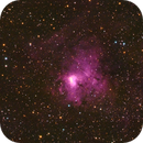 NGC1491 - The Fossil Footprint Nebula,                                Mike_Stutters