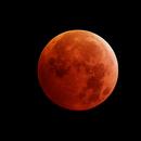 éclipse de lune,                                Jean-Pierre Bertrand